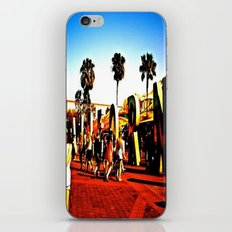 california adventuring iPhone & iPod Skin