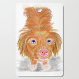Jackson The Nova Scotia Duck Tolling Retriever Cutting Board