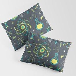 Midcentury Modern Science Pillow Sham