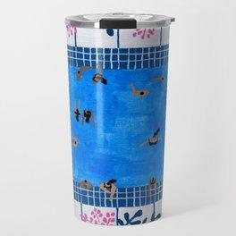 Sorrento Poolside Travel Mug