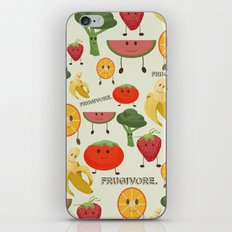 Fruity Collage iPhone & iPod Skin