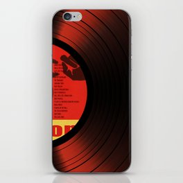 Vinil Movies 2 iPhone Skin