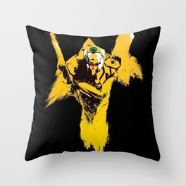Evangelion Eva00 Throw Pillow