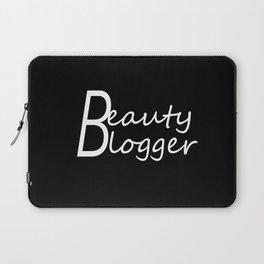 Fashion City: Beauty Blogger Laptop Sleeve