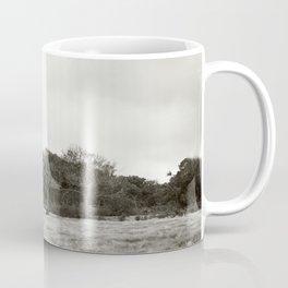 Goats on Nevis Coffee Mug