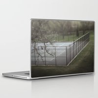tennis Laptop & iPad Skins featuring Tennis by James Lyle