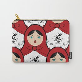 Matryoshka Carry-All Pouch