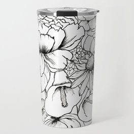 Botanical Bouquet Travel Mug