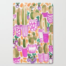 Sorority Plants Cutting Board