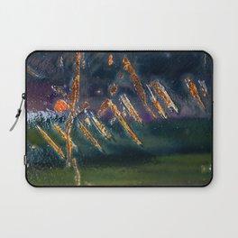 Metal Scratch Laptop Sleeve