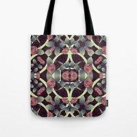 tiffany Tote Bags featuring Tiffany rose by kociara