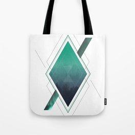 Abstract Diamond Tote Bag