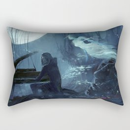 You are in my dream Rectangular Pillow