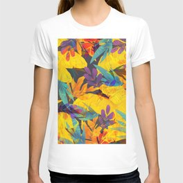 Tropical Leaves 11 T-shirt