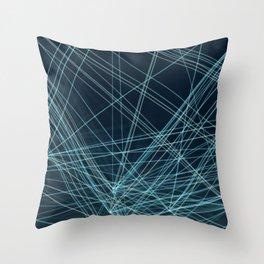 Information Throw Pillow
