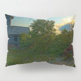 Evening Approaches Grand Island Pillow Sham