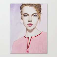 Close Up 17 Canvas Print