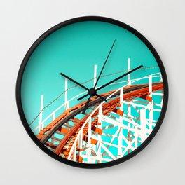 Santa Cruz 1924 Wall Clock