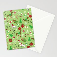 Christmas Pups Stationery Cards