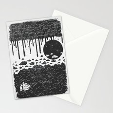 Topsy Turvy  Stationery Cards