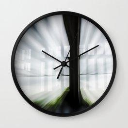 When a door closes... Wall Clock