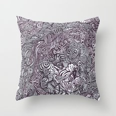 Daydream Aftermath Throw Pillow