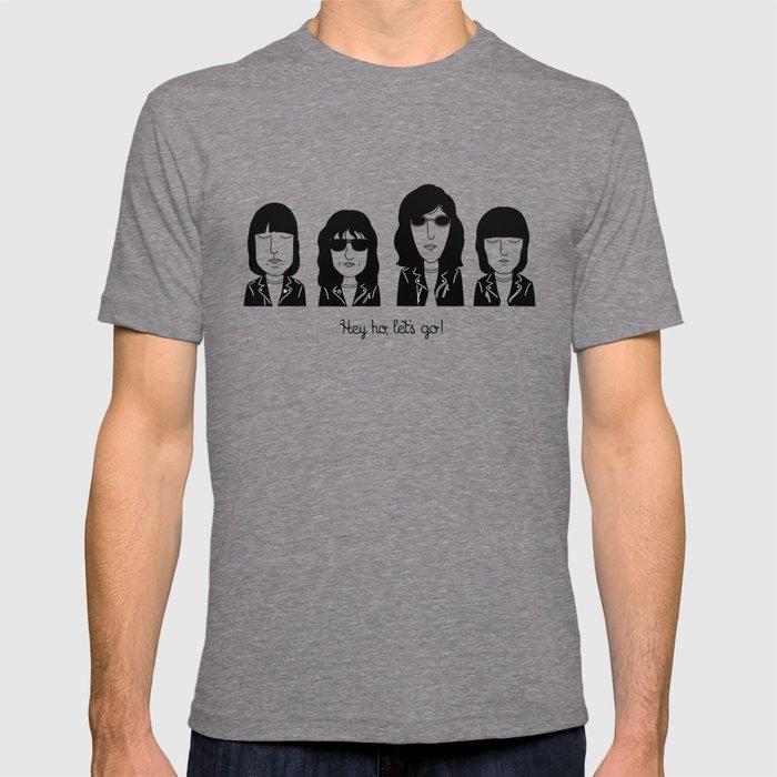 Hey ho, let's go! T-shirt