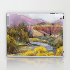 Ruby Mountain Laptop & iPad Skin