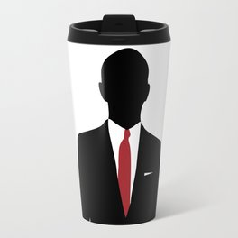 Skyfall, James Bond,minimalist design , alternative poster, Daniel Craig, Javier Bardem, Sam Mende Travel Mug