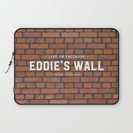 Eddie's Wall Laptop Sleeve