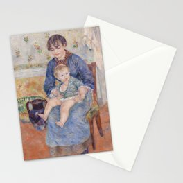 Young Mother Stationery Cards