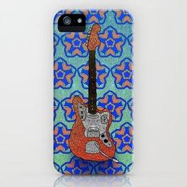 Red Jaguar iPhone Case