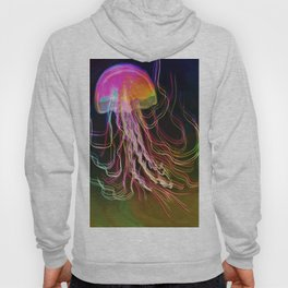 Jellyfish Smell of Summer Hoody