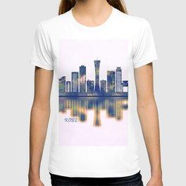 Kobe,japan Skyline T-shirt