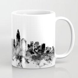 Charlotte North Carolina Skyline Coffee Mug