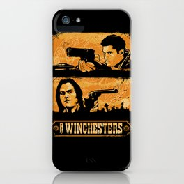 The Winchesters iPhone Case