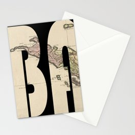 St. Barts 1801 Stationery Cards