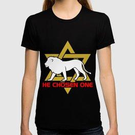 Star of david hebrew israelite yahwehs shirt T-shirt