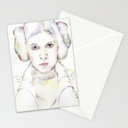 Princess Leia Stationery Cards