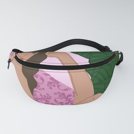 Morning cuppa tea Fanny Pack