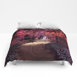 Into the forest of Dreams Comforters