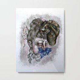Vanisher Metal Print
