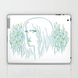 Woods Woman 1 Laptop & iPad Skin