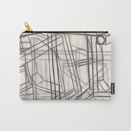 Four Chairs In A Movement Carry-All Pouch