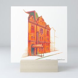 NYC Pride: Webster Hall Mini Art Print
