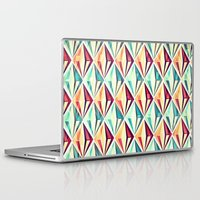 diamonds Laptop & iPad Skins featuring Diamonds by VessDSign