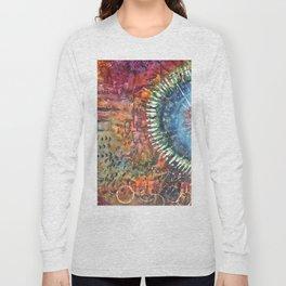 Bohemian Rhythms Long Sleeve T-shirt