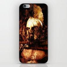 Leonidas iPhone & iPod Skin
