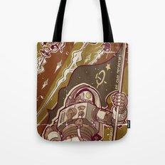 Kosmonavt Kedr Tote Bag