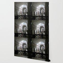 Haunted Corridor Wallpaper